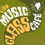 Glasscafé med livemusik