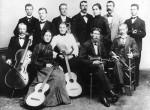 Vetlanda Missionsförenings kör och musikförening i början av 1900-talet